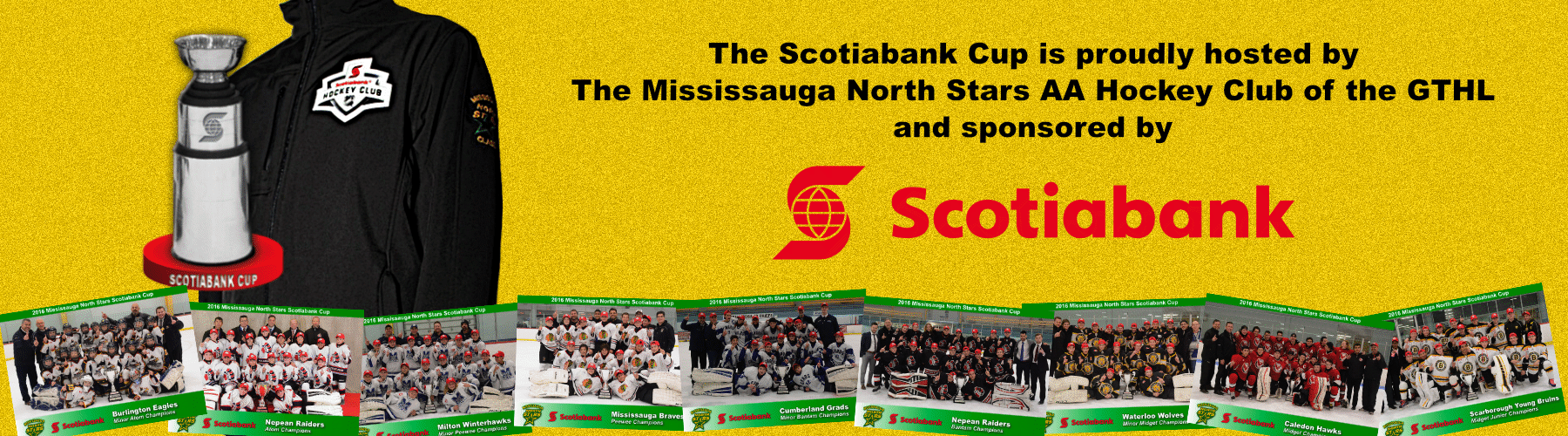 Team Standings North Stars Scotiabank Cup Aa Hockey Tournament